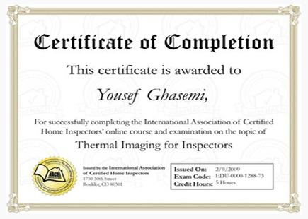 Infrared_certificate